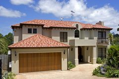 Casa executiva Imagem de Stock