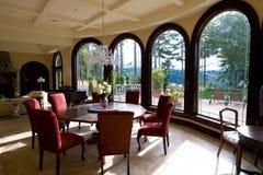Casa extravagante Foto de Stock Royalty Free