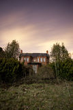 Casa fantasmagórica Fotografía de archivo