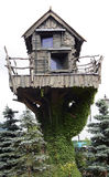Casa feericamente Imagem de Stock Royalty Free
