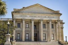Casa feita sob encomenda do Estados Unidos, Charleston, SC imagem de stock royalty free