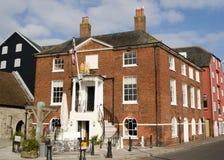Casa feita sob encomenda, Poole Imagens de Stock