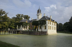 Casa Fraeylemaborg Fotografía de archivo libre de regalías
