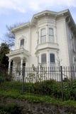 Casa frecuentada Foto de archivo