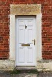 Casa Front Door imagens de stock