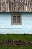 Casa fronta del villaggio Fotografia Stock Libera da Diritti