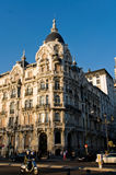 Casa Gallardo Building in Madrid, Spain. Royalty Free Stock Photography