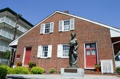 Casa Gettysburg del bamboleo de Jennie Imagenes de archivo