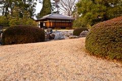 Casa giapponese tradizionale immagine stock libera da diritti