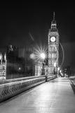 Casa grande de Ben Clock Tower y del parlamento Imagenes de archivo