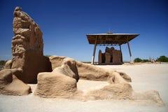 Casa Grande National Monument Royalty Free Stock Image