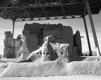 Casa Grande National Monument Royalty Free Stock Photos