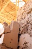 Casa Grande ruin Krajowy zabytek Arizona Fotografia Stock