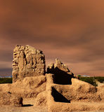Casa Grande Ruins Stock Photos