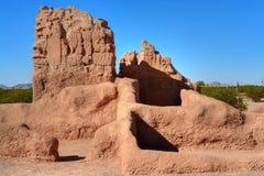 Casa Grande Ruins National Monument Stock Image
