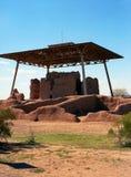 Casa-große Ruine-nationales Denkmal lizenzfreie stockfotos