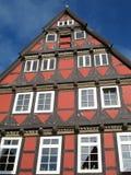 Casa Half-timbered Fotografía de archivo