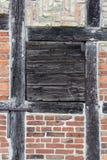 Casa Half-timbered Imagens de Stock