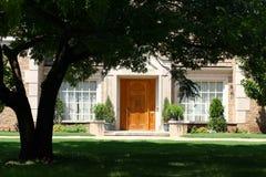 Casa hermosa Imágenes de archivo libres de regalías