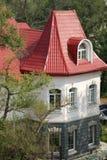 Casa hermosa Fotografía de archivo libre de regalías