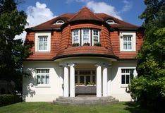 Casa hermosa de la ciudad Imagen de archivo