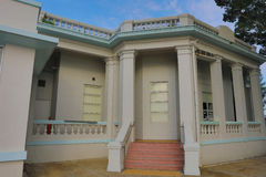 Casa histórica Fotografia de Stock Royalty Free