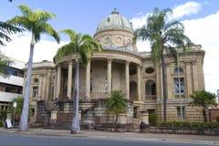 Casa histórica de alfândega de Rockhampton Foto de Stock Royalty Free