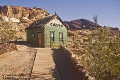 Casa histórica de la botella del calicó Fotografía de archivo libre de regalías