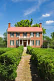 Casa histórica de Sandusky Fotos de archivo libres de regalías
