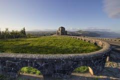 Casa histórica de Vista en punta de la corona Imagen de archivo libre de regalías