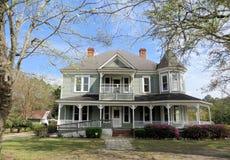 Casa histórica 1 do país imagens de stock royalty free