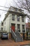 Casa histórica em Annapolis Fotos de Stock Royalty Free