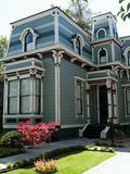 Casa histórica en San Jose CA Imágenes de archivo libres de regalías