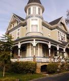 Casa histórica en San Jose CA Foto de archivo