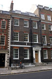 Casa histórica Scawen-Sem corte de Wilfred Imagem de Stock