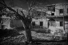 Casa histórica vieja Imagen de archivo
