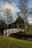 Casa holandesa Fotos de Stock Royalty Free