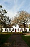 Casa holandesa de la granja del cabo Imagen de archivo libre de regalías