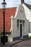 Casa holandesa monumental imagens de stock royalty free