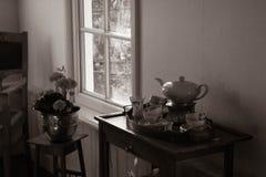 Casa holandesa velha fotografia de stock