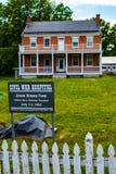 Casa i de Josiah Benner Farm Imagenes de archivo