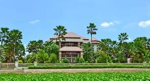Casa ideal. Foto de Stock