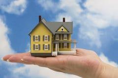 Casa ideal Imagen de archivo