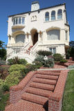 Casa ideal em San Francisco. Imagem de Stock Royalty Free