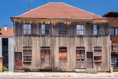 Casa imigrante italiana típica Imagens de Stock