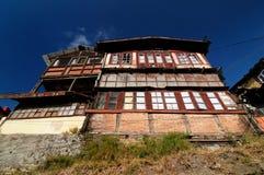 Casa india Fotografía de archivo