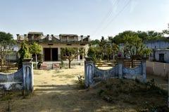 Casa in Indis Fotografia Stock Libera da Diritti