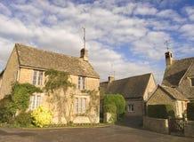 Casa inglesa Foto de Stock Royalty Free