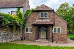 Casa inglesa Imagem de Stock