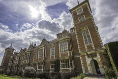 Casa inglesa do solar Foto de Stock